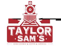 taylor sams footer logo
